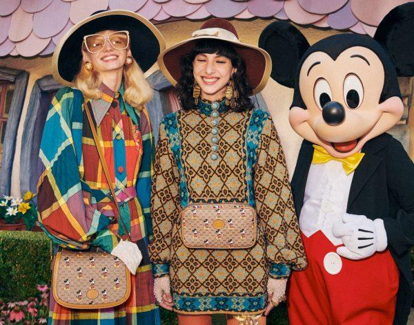 Putovanje Disneylandom: Gucci posvetio kolekciju Mickeyju Mouseu