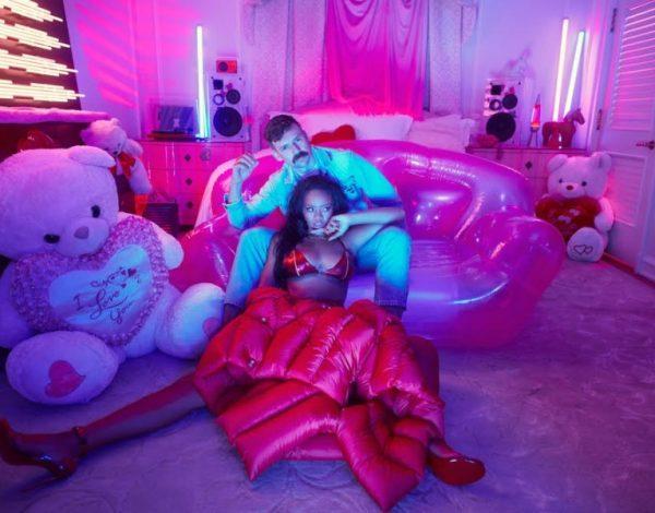 Ususret Valentinovu: Veoma provokativno rublje s Rihanninim potpisom