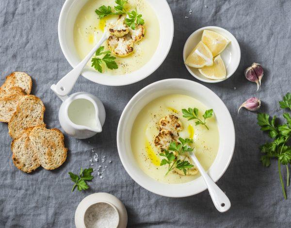 Supa od bijelog luka