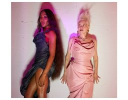 Naomi Campbell prvi put krasi kampanju Vivienne Westwood