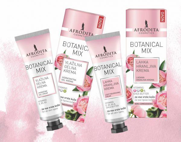 LJZ Giveaway: Poklanjamo ti Kozmetika Afrodita Botanical Mix set za blistav ten!