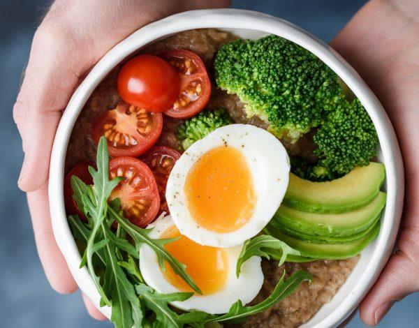 Za lagani obrok: Susam salata