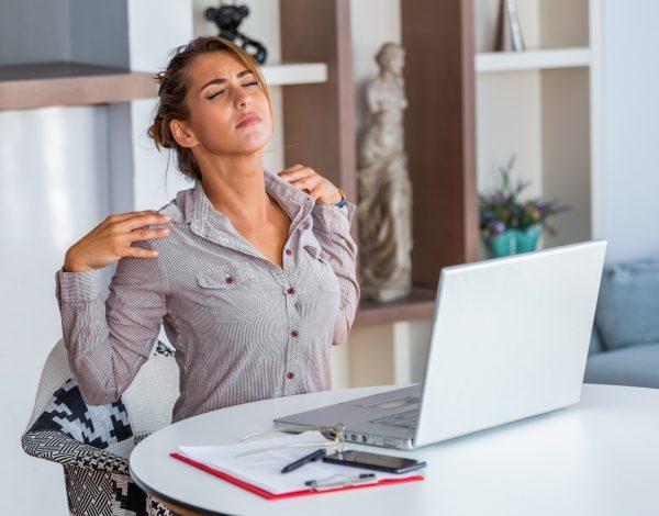 Ako radite od kuće, pazite na leđa – ustajte često i vježbajte