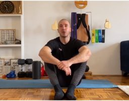 Ostanite u formi: Trener Adnan Maljević savjetuje kako da to učinimo / VIDEO