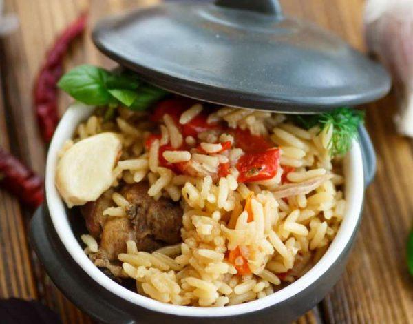 Juneći rižoto