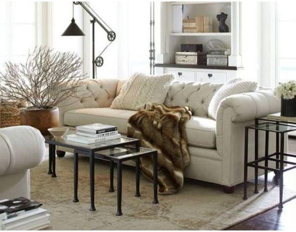 Chesterfield sofa – chic komad koji dominira enterijerom!