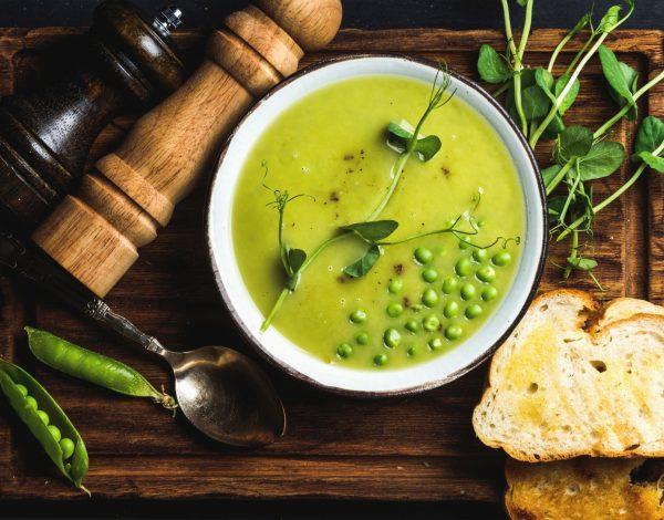 Krem supa od graška