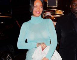 Rihanna ispisala istoriju: Prva žena koja nosi poseban odjevni predmet na Vogue naslovnici