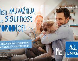 Klijenti UNIQA osiguranja osigurani od koronavirusa