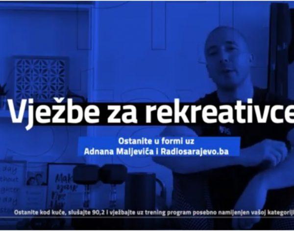 VIDEO: 5 savjeta za održavanje forme i kondicije s fitness ekspertom Adnanom Maljevićem