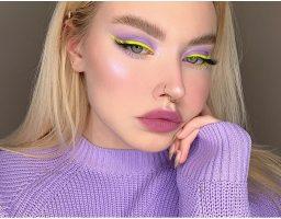 Jarki tuš za oči najnoviji je make-up trend!
