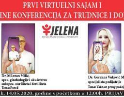 Veliki interes za online konferencije za trudnice i dojilje