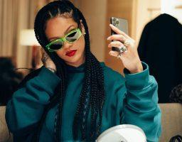 Rihanna je objavila kolekciju sunčanih naočala Fenty