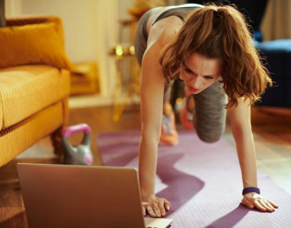 Fitness stručnjaci savjetuju: Kako da popravimo rezultate treninga kod kuće