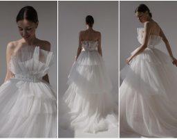 Vjenčanice s divnom modnom pričom koje osvajaju na prvi pogled!