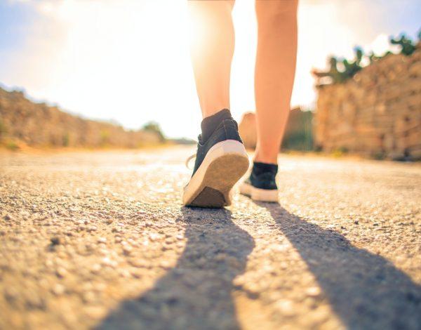 Pet savjeta za one koji žele da smršave hodanjem