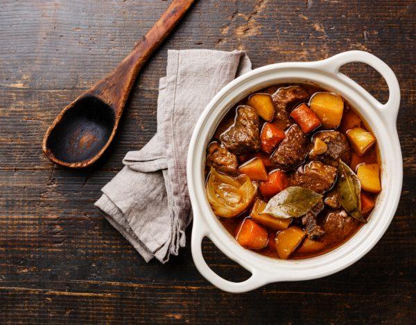 Iz francuske kuharice: Boeuf bourguignon