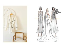 Bridal kolekcija Belme Tvico-Stambol prožeta je ženstvenim i eklektičnim duhom