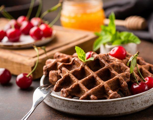 Doručak ili užina: Vafl s kakaom