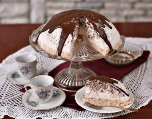 Grčki sladoled torta