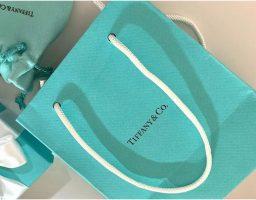 Tiffany & Co. legendarne papirne kese pretvorio je u torbe!
