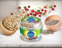 Idealan ljetni obrok ili užina: Dukat SenSia Snack sa brusnicom, žitaricama i chia sjemenkama