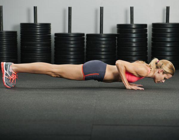 Plank – vježba koja aktivira sve mišiće