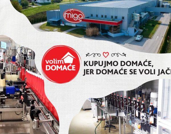 U Konzumu od sada više od 50% proizvoda trgovačke marke proizvode domaći proizvođači