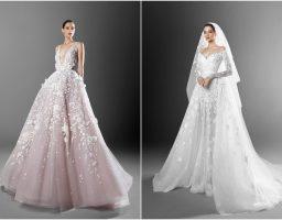 Wedding vibes 2021: Prekrasne proljetne vjenčanice Zuhaira Murada (FOTO)