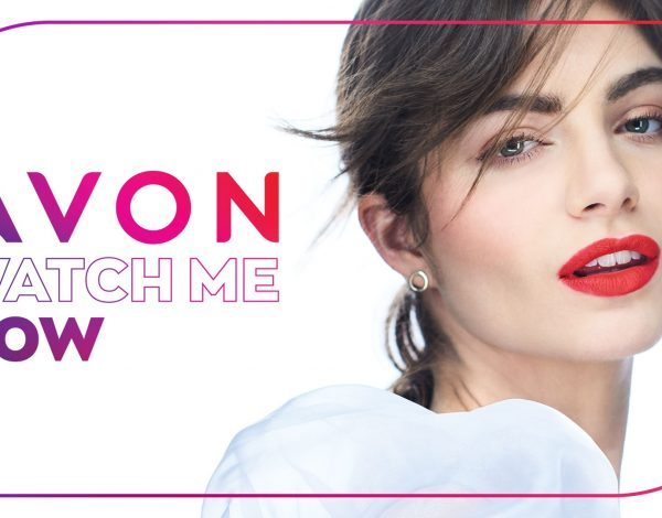 Avon: Novi identitet brenda: WATCH ME NOW!