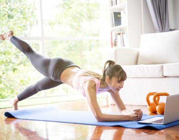 Fit&Fun: Efikasne vježbe koje daju rezultate, a mogu se izvoditi i u kući