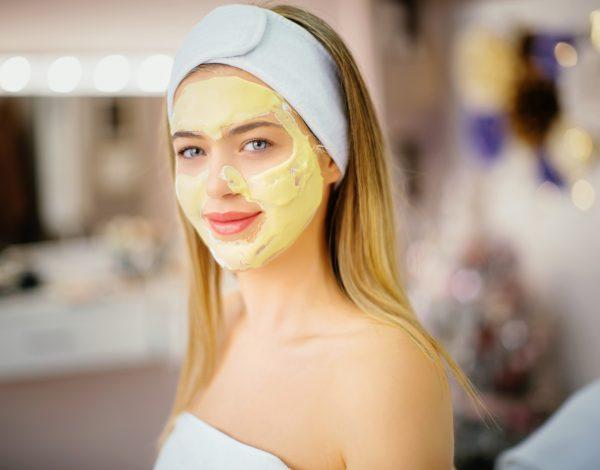 Limun+jogurt: Maska za lice idealna za hladnije dane