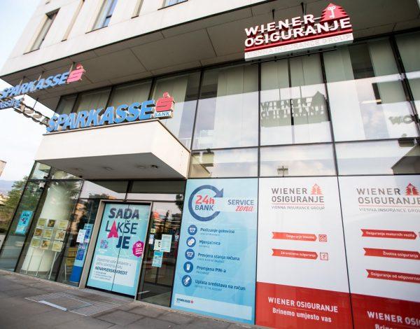 Wiener osiguranje u Sarajevu na novoj adresi