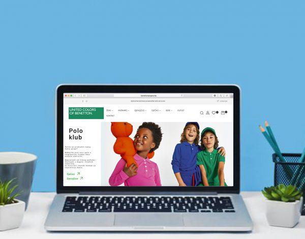 United Colors of Benetton Sarajevo: Od danas komade iz nove kolekcije možete kupovati na web shopu