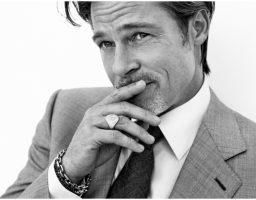 FOTO: Brad Pitt izgleda fantastično u novoj modnoj kampanji brenda Brioni