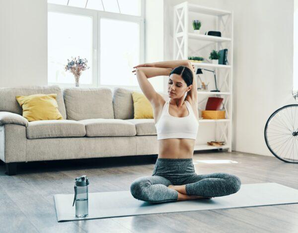 Ne preskačite istezanje – to je važan dio fitness rutine!