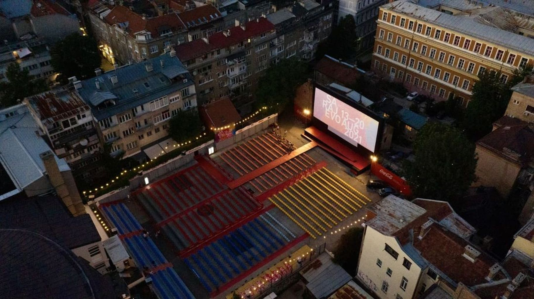Danas počinje 27 sarajevo film festival