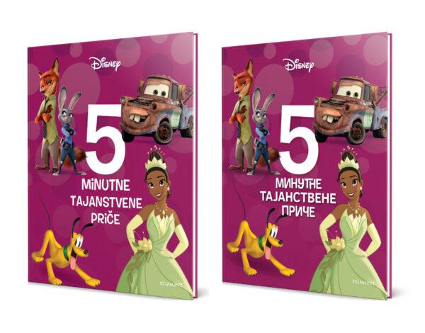 Disney petominutne tajanstvene priče