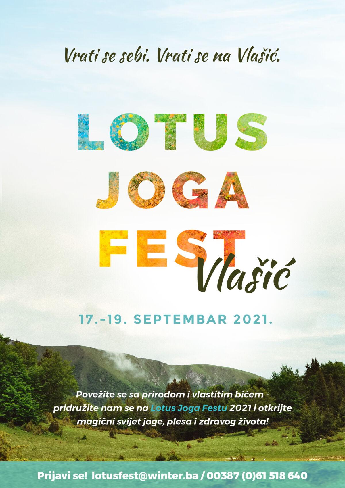 Lotus Joga Fest 2020