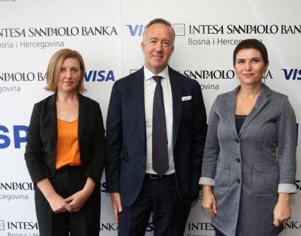 Inspirisani srcem - Intesa Sanpaolo banka