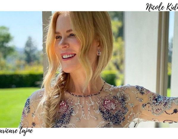Tajna lijepe kose Nicole Kidman